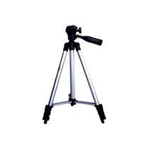 Tripé Em Alumínio P/máquina Fotográfica,altura Até 127cm Tr9