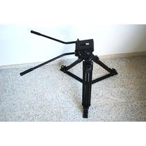 Tripe Aluminio Para Camera Filmadora Profissional Tripe Ii