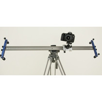 Slider Dolly Travelling Trilho Para Filmagens Videos + Nota