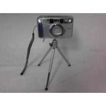 Mini Tripe + Máquina Fotográfica Analógica Cannon