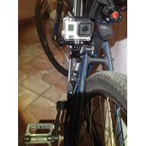 Suporte Engate Rápido Guidão Para Camera Digital E Gopro