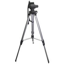 Tripe Universal Aluminio 1.65mt Camera Filmadora Telescopio