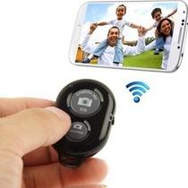 Controle Sem Fio Via Bluethooth Para Iphone E Sansung