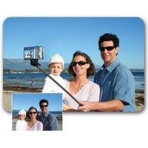 Selfie Monopod Adaptador Máquinas Digital Foto Gopro Monopé