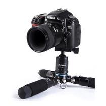 Mini Tripé Profissonal Fotopro M-5 Mini P/ Canon Nikon Sony