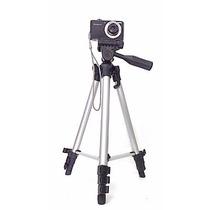 Tripé Universal 1.30mt Camera Filmadora + Bolsa P/transporte