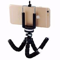 Tripé Universal Movel Smartphones Tablet Iphones E Cameras