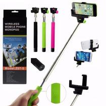 Novo Kit Pal De Selfie, Wireless, Sem Fio, No Cabo Bastão