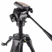 Tripé Cabeça Hidráulica Wt 3970 C/bolsa - Dslr Nikon Canon