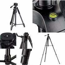 Tripe P/ Camera Digital Filmadora1.70 Cm Tr 672 Dslr Nikon