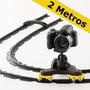 Slider Para Camera Alhva Photo Motion Kit 2m Trilho Flexível