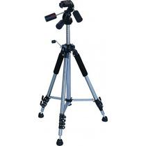 Tripé P/ Câmera Digital Filmadora Dslr Nikon Canon 1.60mts