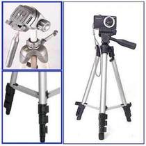 Tripe P/ Binóculos, Filmadora E Câmeras Univ Aluminio 1,30m