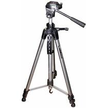 Tripe Para Câmera Digital Dslr Filmadora 1,675mts Wt-3560p