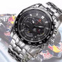 Relogio Casio Edifice Red-bull Original Ef 550rbsp