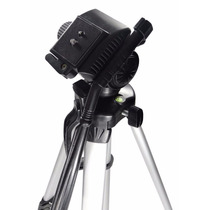 Tripe Câmera Alumínio Filmadora Telescópio 1.75 Mt Com Bolsa