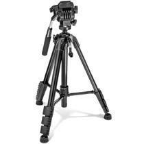 Tripé Câmera Filmadora Profissional Universal Video Small