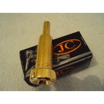 Bocal Stc 2 B2s3 Prana Escovado Em Gold 24 Kl