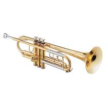 Trompete Jupiter Jtr408l Em Sib Com Case 5179