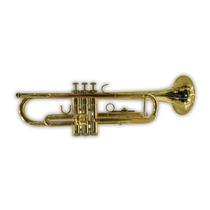 Trompete Benson Btp1l Sib Laqueado C/ Estojo 4324