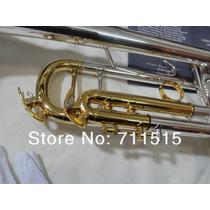 Trompete Profissional Sib Bach Stradivárius (replica)