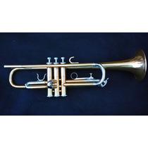 Trompete Selmer Bundy Vintage Zerado Lindo.