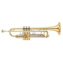 Trompete Yamaha Ytr8345 Cheiro De Música Loja Física !!