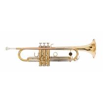 Trompete Laqueado Michael Wtrm66 Bb (sib) C/ Case