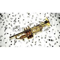 Apostila De Partituras Para Trompete - Louis Armstrong