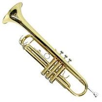 Trompete Shelter Sib Com Estojo Sft6418l - Loja Bolero Music