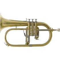 Flugelhorn Bb Hcfh-1150l Laqueado Harmonics