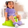 Troninho Sapinho Vaso Sanitário Infantil Fisher Price Mattel