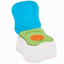Troninho Vaso Sanitario Infantil 3 Em 1 Azul - Safety 1st
