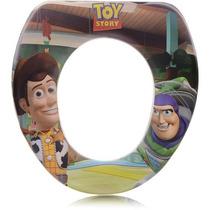 Assento Vaso Sanitário Infantil Almofadado - Toy Story