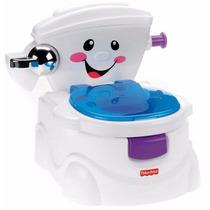 Troninho Bebê Toilette Fisher Price Vaso Sanitário Infantil