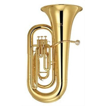 Tuba Yamaha Yeb201 Loja Cheiro De Música Autorizada !!