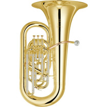 Tuba Yamaha Yeb632 Na Loja Cheiro De Musica Nf E Garantia !!