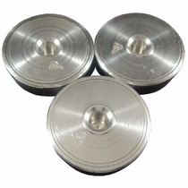 Selo De Bloco Motor Vw Ap / Md Em Aluminio