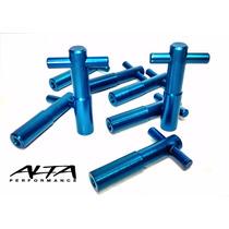 Parafuso De Tampa De Valvula Motor Ap. Azul Wing Nuts
