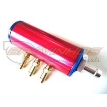 Divisor Flauta Linha De Combustível Alumínio Turbo Bomba Gti