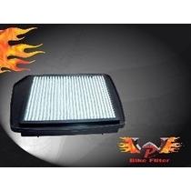 Filtro De Ar Esportivo Para Moto Falcon Lávavel