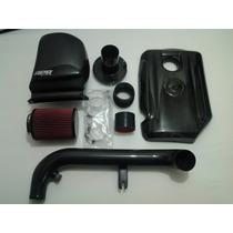 Kit Intake Apr Carbono + Capa Motor Carbono Jetta Tsi R-line
