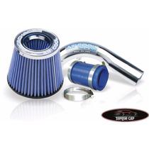 Kit Filtro De Ar Esportivo Ford Fiesta, Ecosport 1.6cc 03/13