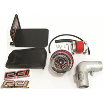 Kit Air Intake Cai New Civic 1.8 16v 07 À 2012 Race Chrome