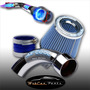 Kit Air Cool + Filtro Grande Vw Gol G5 1.6 Motor Ea111