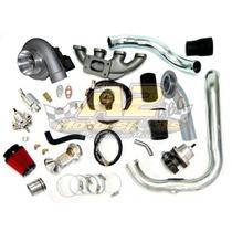 Kit Turbo Gm - Corsa / Montana 1.8 - 8v Todos / Com Turbina