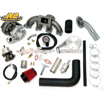 Kit Turbo Ap Carburado Ou Injetado Com Turbina Apl 42/48