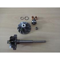 Turbina Kit Com Eixo E Rotor Frio Colar E Mancais Da T2