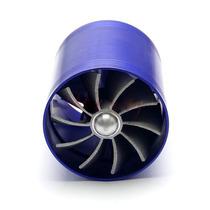 Turbo Entrada De Ar Motor - Economizador De Combustível