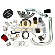 Kit Turbo Gm - Corsa / Montana 1.8 - 8v Todos / Sem Turbina